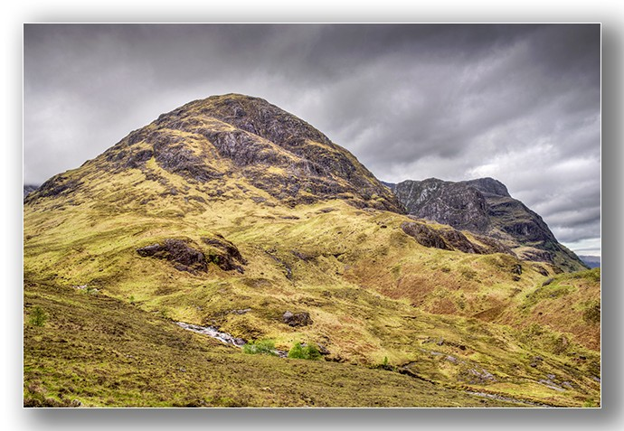 Beinn Fhada the first of the 3 sisters of Glencoe - Highlands & Islands