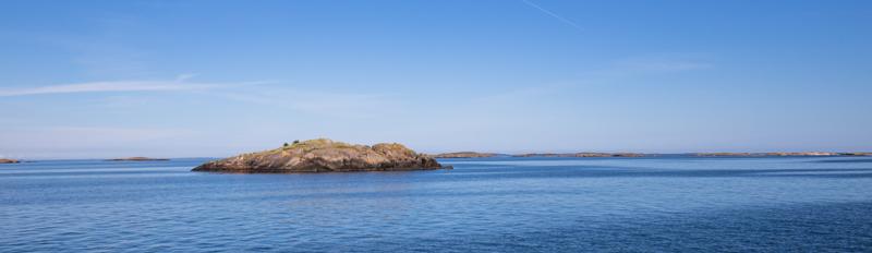 Outer archipelago island - Abroad