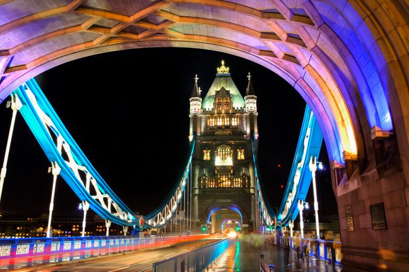 Tower Bridge HDR - City
