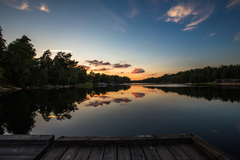 sunset - Abroad