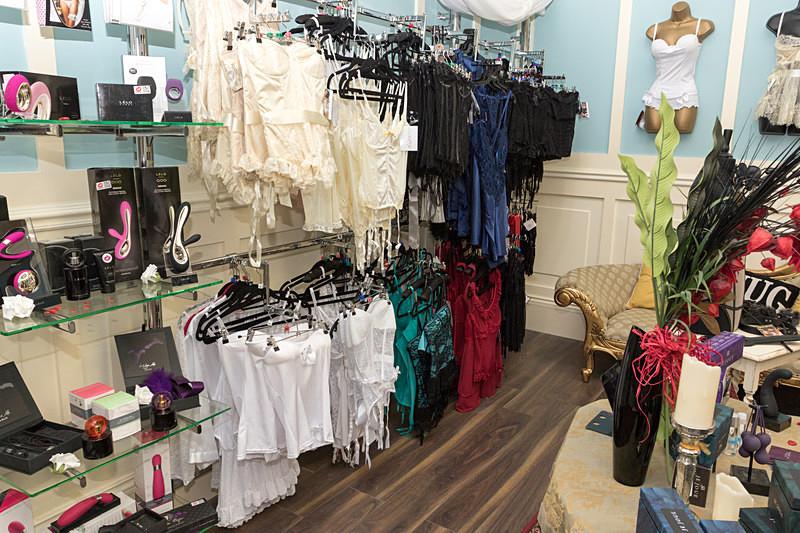 La Boudoir Boutique - Product Shoots