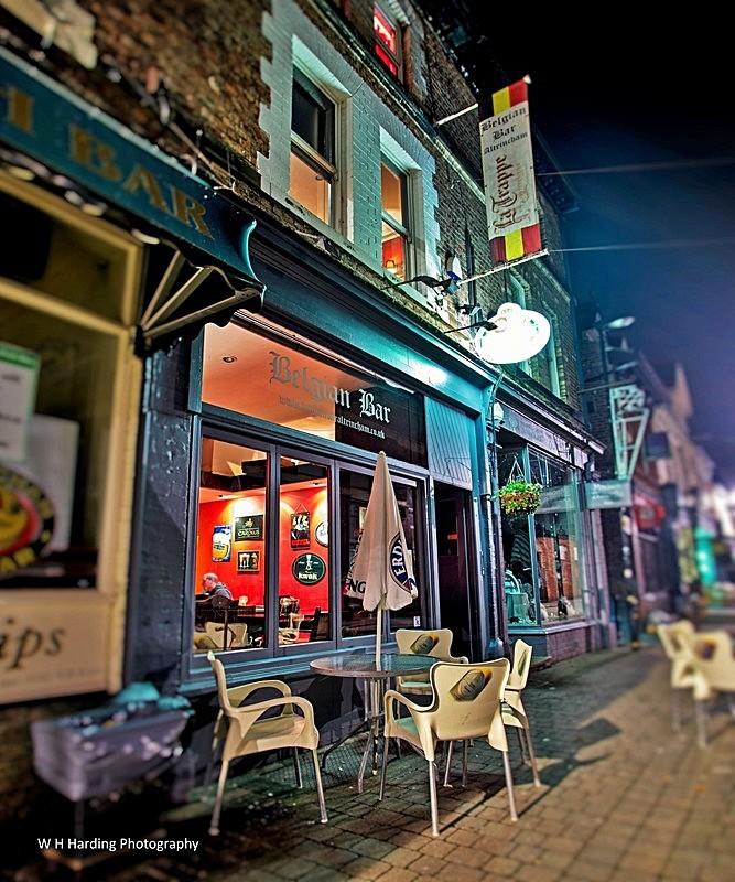 Belgian Bar Altrincham 001002 - ALTRINCHAM, HALE & SALE