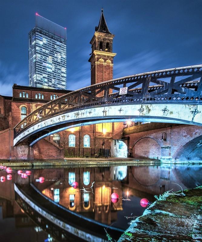 Manchester Castlefield Nights 1 - Manchester Castlefield & Deansgate