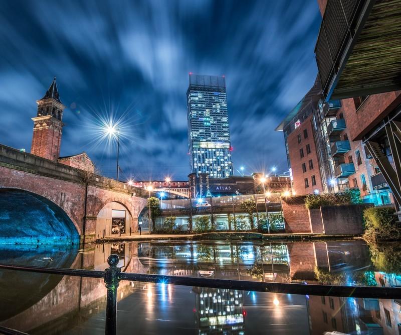 Manchester Castlefield Nights 70 - Manchester Castlefield & Deansgate