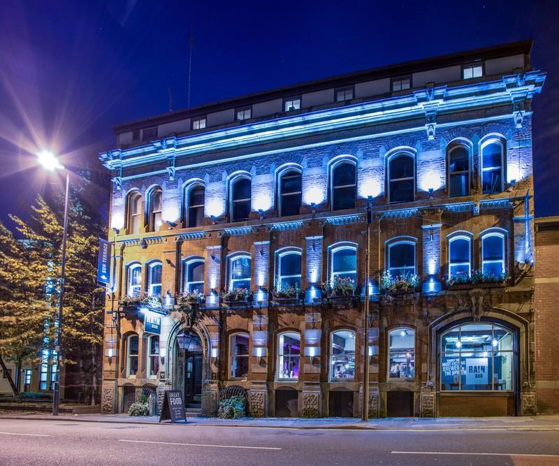 The Rain Bar - Manchester Pubs & Bars