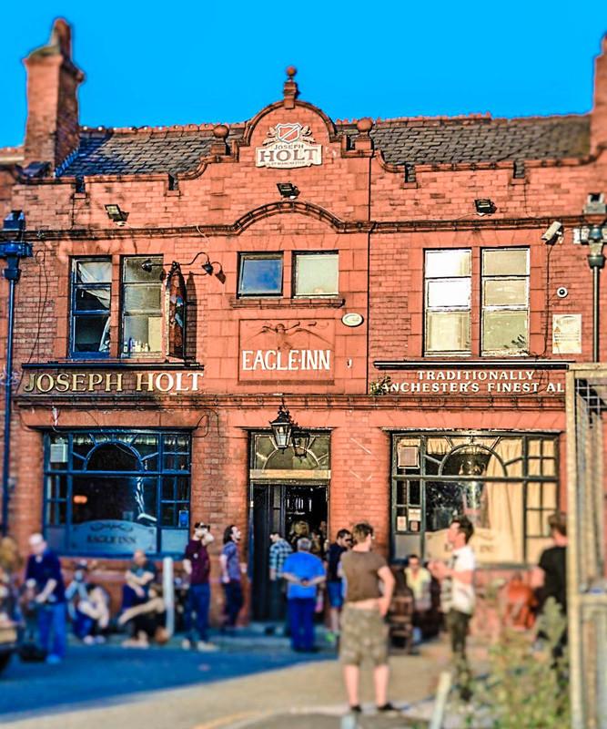 Eagle Inn - Salford