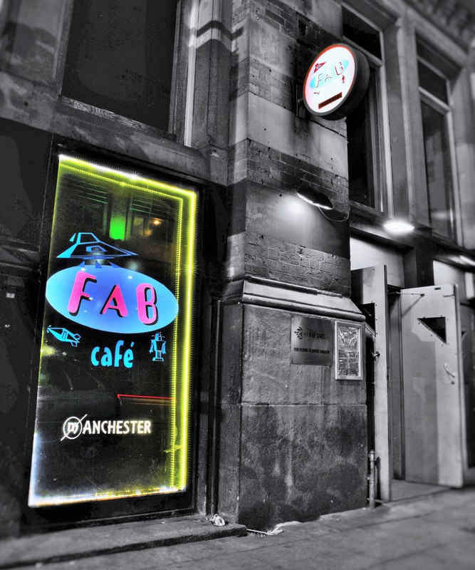 Fab Cafe - Manchester Pubs & Bars