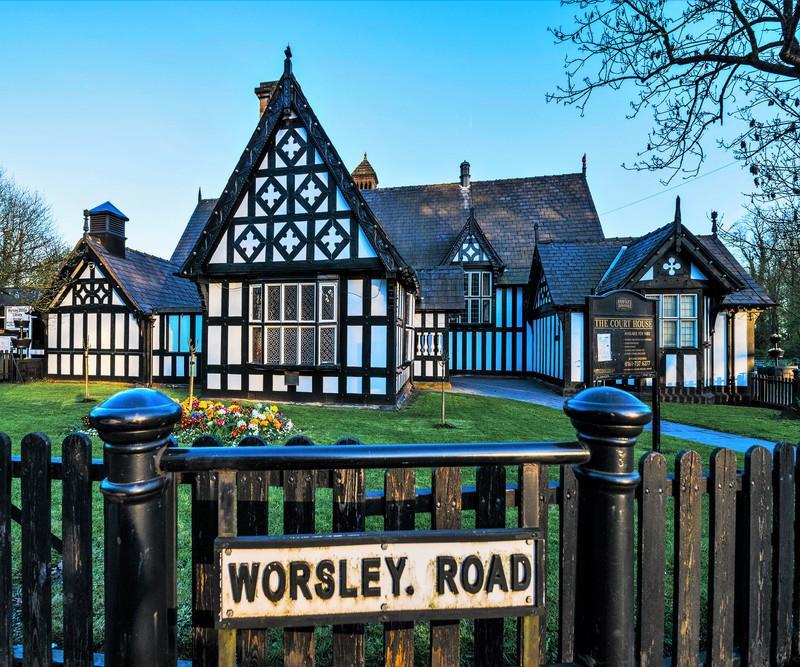 Worsley Court House - Salford