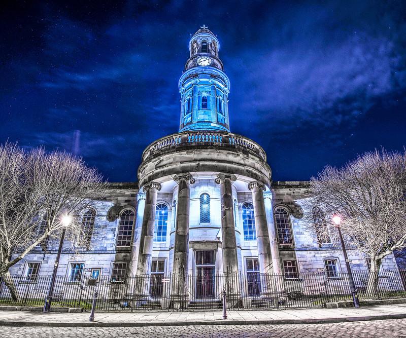 St Philips Church - Salford
