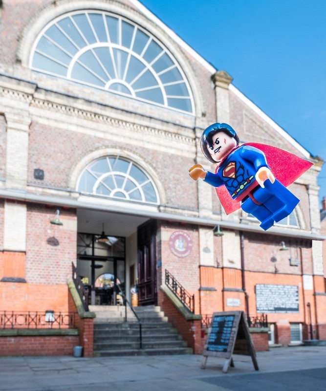 ALTRINCHAM SUPERMAN - ALTRINCHAM, HALE & SALE