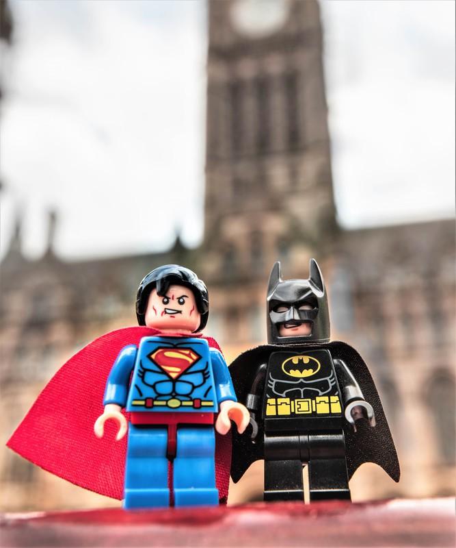 Manchester Batman v Superman - Manchester Mini Lego Adventures