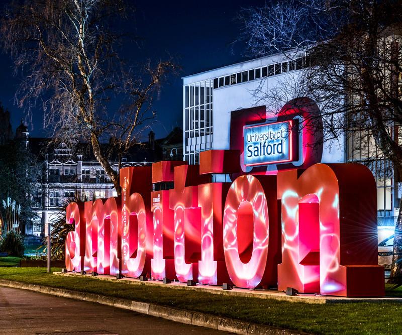 University - Salford
