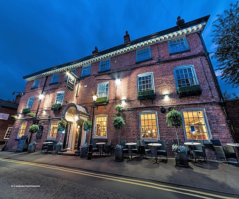 KNUTSFORD 2 - OTHER PLACES