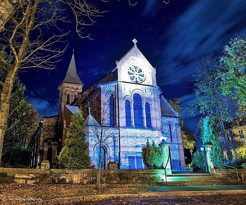 Altrincham Church 001001 - ALTRINCHAM, HALE & SALE