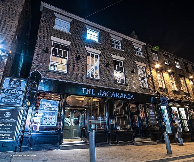 Jacaranda - Liverpool Pubs & Clubs