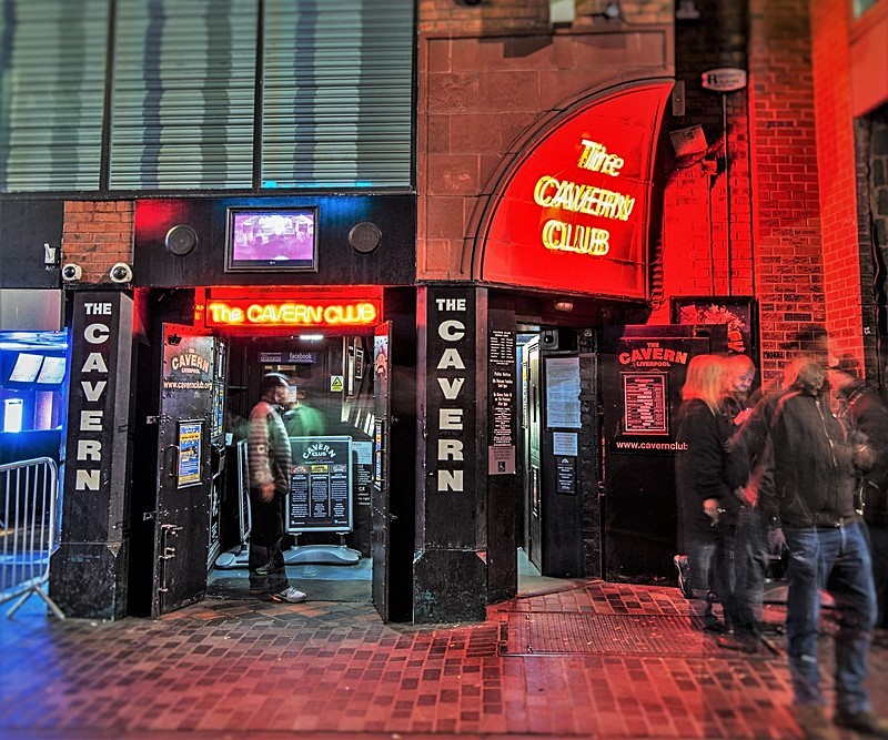 Liverpool New Cavern Club - Liverpool Pubs & Clubs