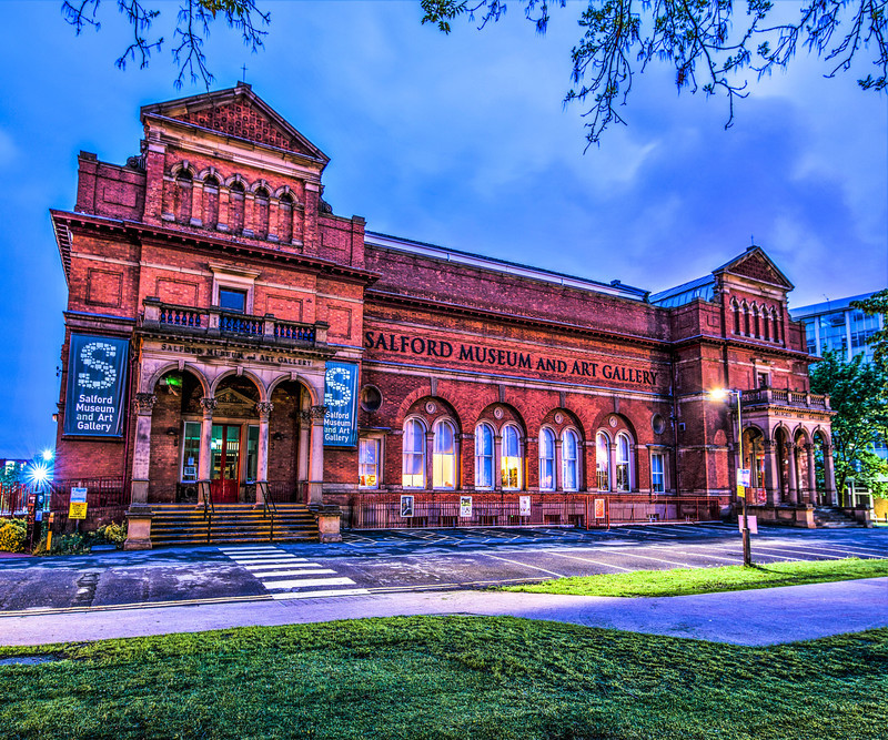 Museum & Art Gallery - Salford