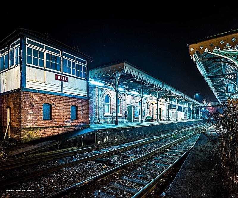 Hale Train Station 3 - ALTRINCHAM, HALE & SALE