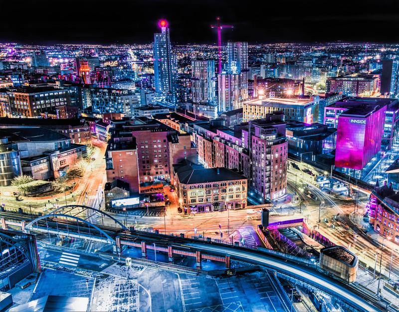 Skyline Manchester 33 - Manchester Skyline