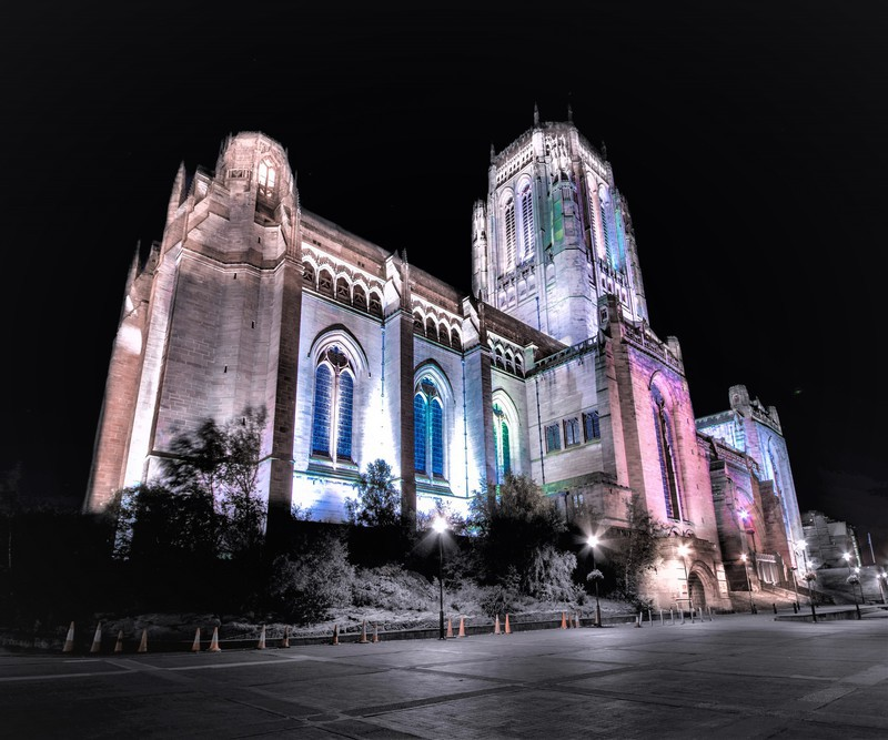 Liverpool Cathedral - Liverpool the places