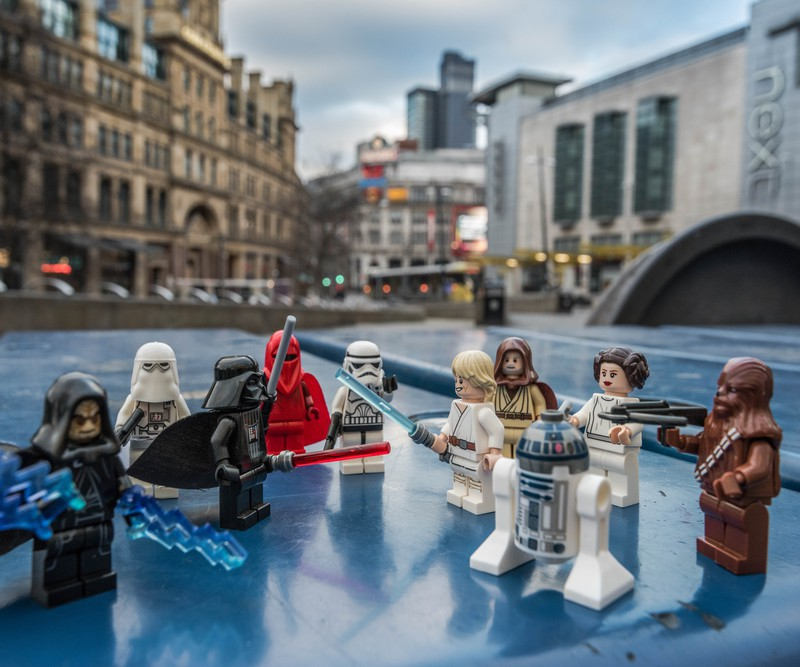 Manchester Dance Off - Manchester Mini Lego Adventures