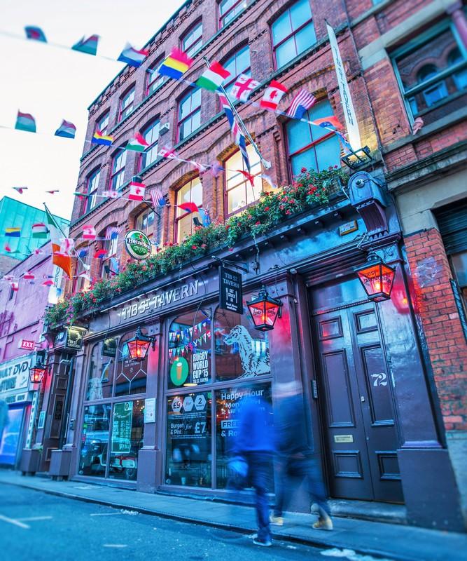 Tibb Street Tavern - Manchester Pubs & Bars