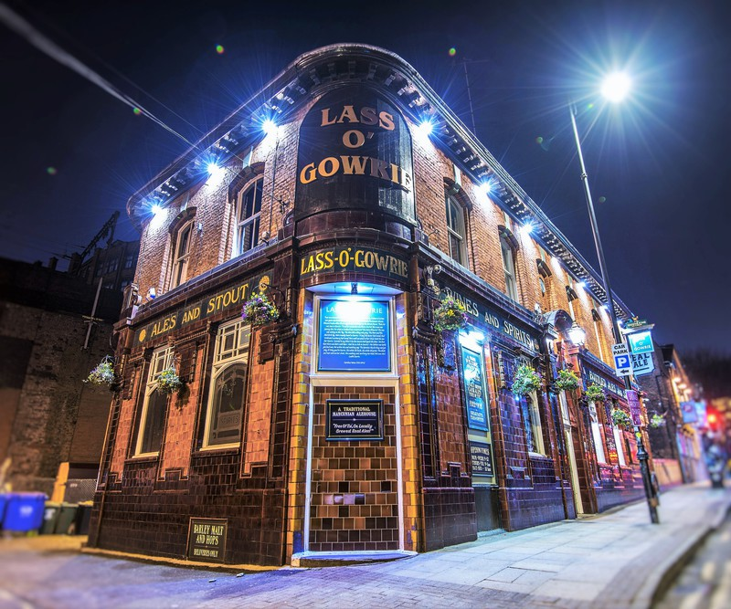 Lass O'Gowrie - Manchester Pubs & Bars