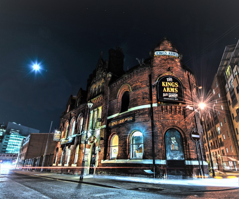 Kings Arms pub - Salford