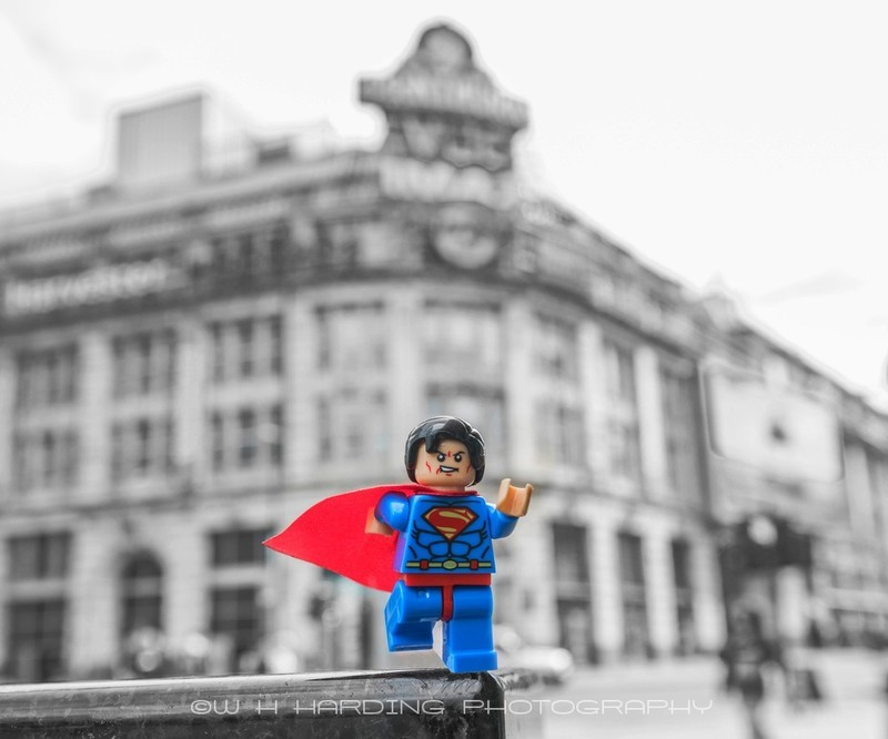 Manchester Superman - Manchester Mini Lego Adventures