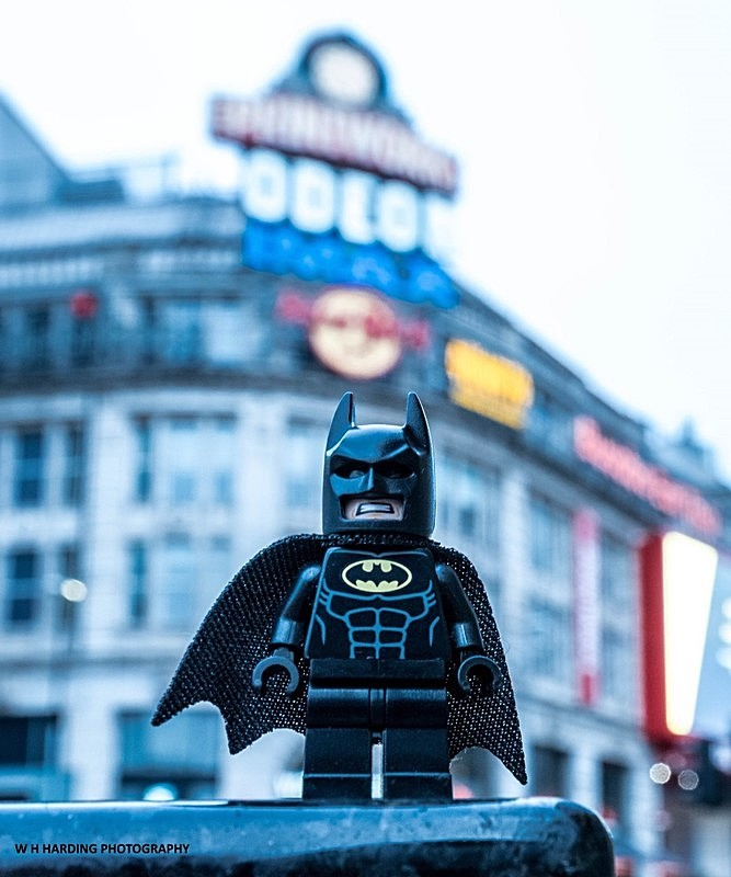 Manchester Batman - Manchester Mini Lego Adventures