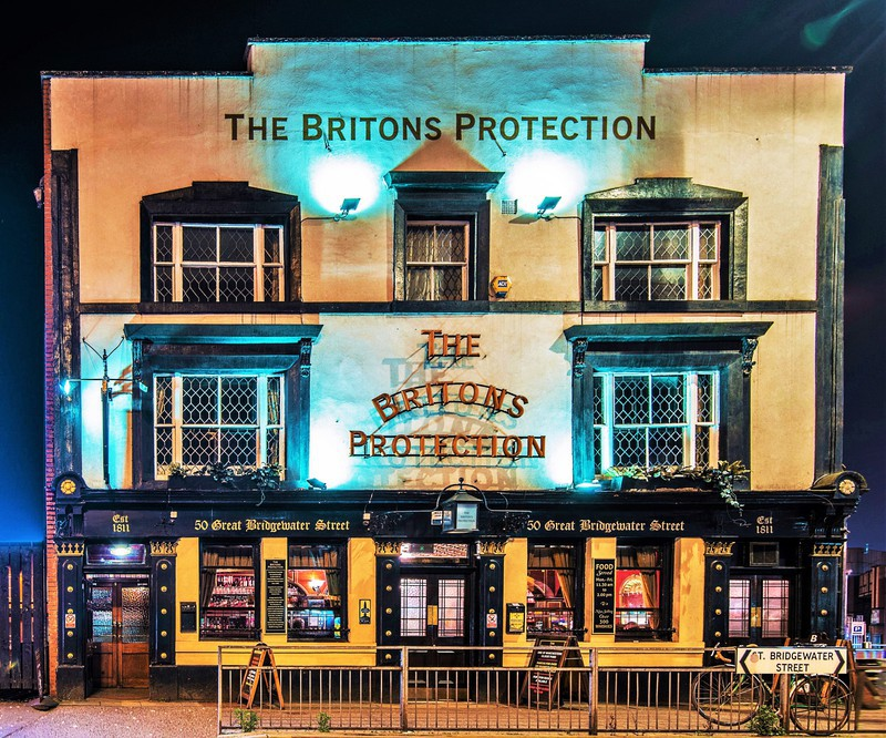 The Britons Protection - Manchester Pubs & Bars
