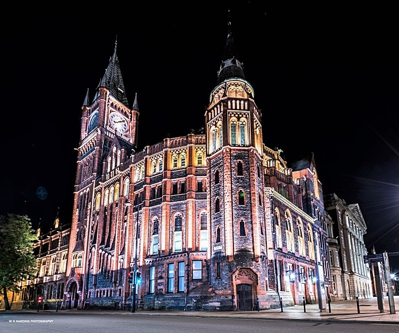 Victoria Gallery - Liverpool the places