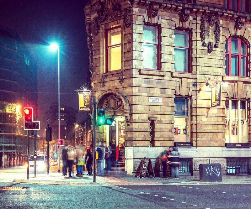 O'Sheas - Manchester Pubs & Bars