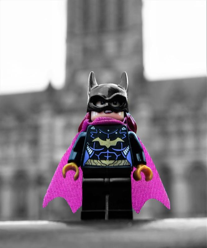 Manchester Batwoman - Manchester Mini Lego Adventures