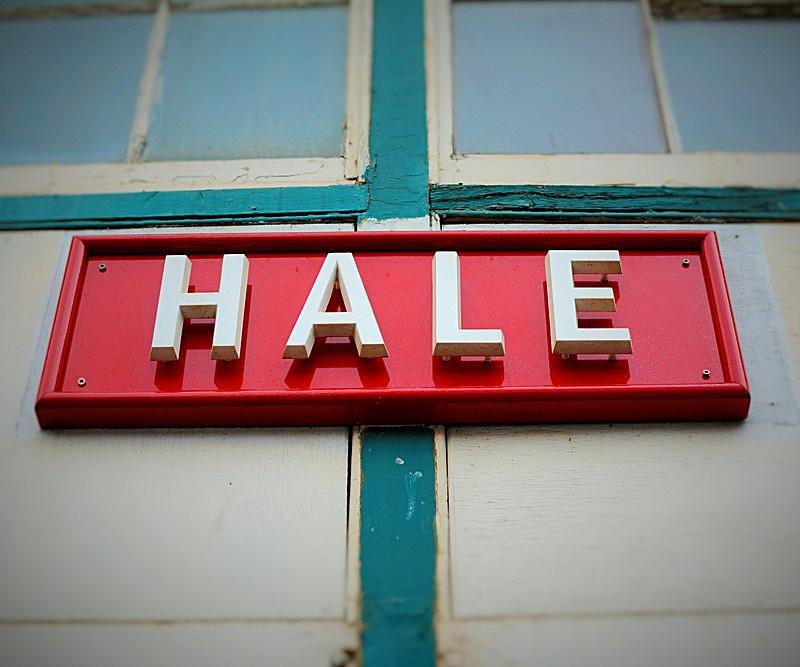 Hale Station 001011 - ALTRINCHAM, HALE & SALE