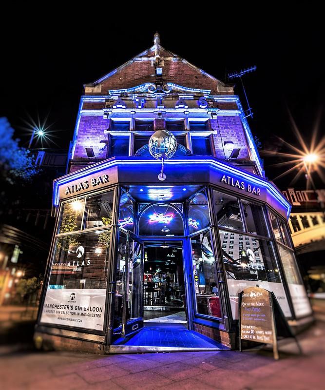 Atlas Bar - Manchester Pubs & Bars