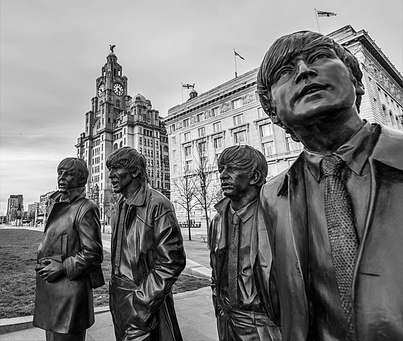 The Beatles - Liverpool the places