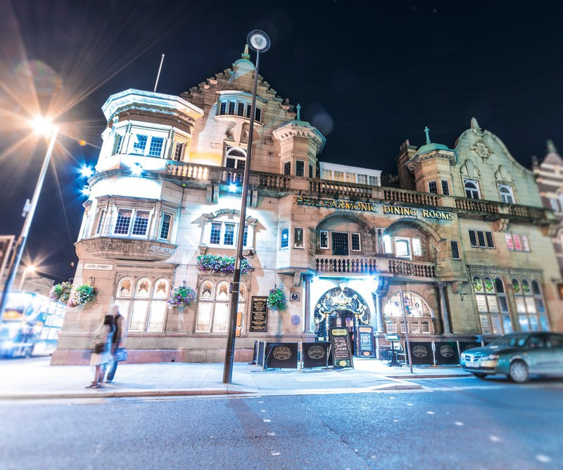 Philharmonic Dining Rooms - Liverpool Pubs & Clubs