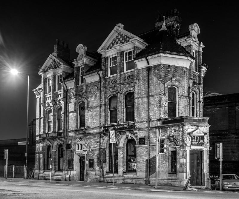 Star & Garter - Manchester Pubs & Bars