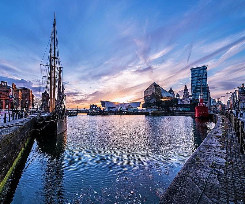 Albert Docks 001200 - Liverpool the places