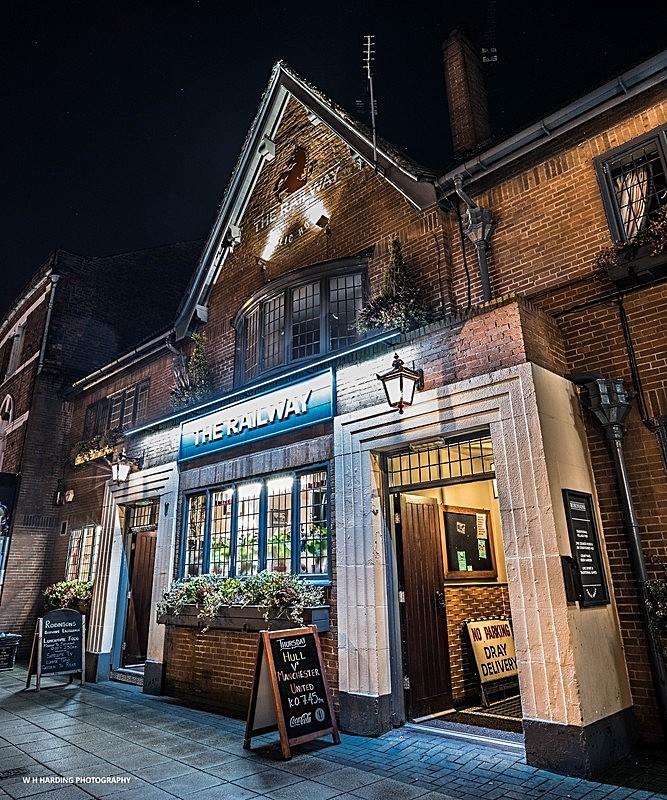 The Railway Pub Hale Nights - ALTRINCHAM, HALE & SALE