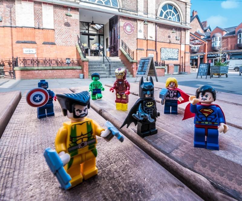 ALTRINCHAM SUPER HEROES - ALTRINCHAM, HALE & SALE