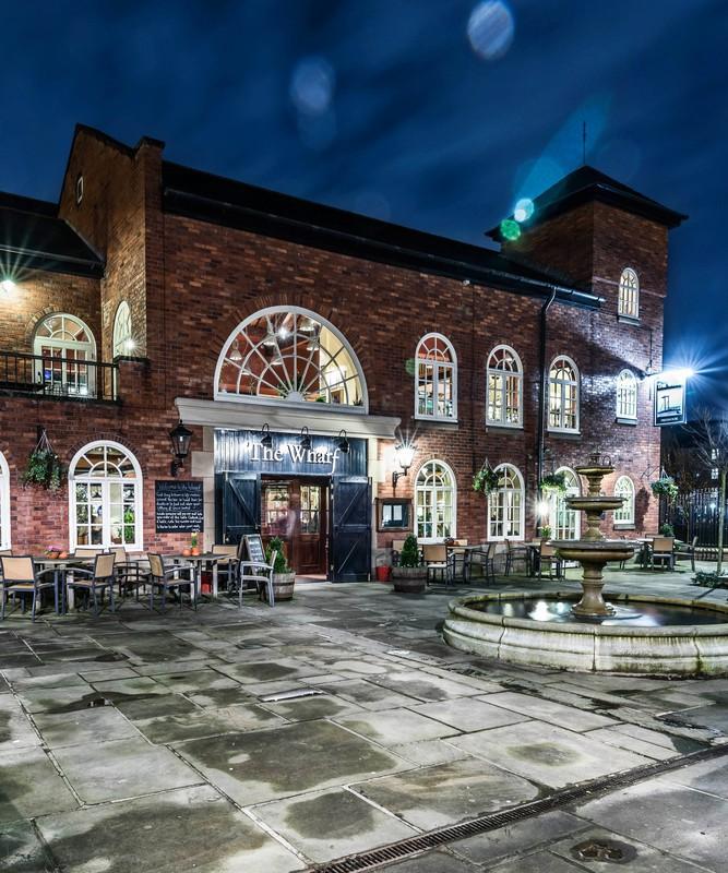 The Wharf - Manchester Pubs & Bars