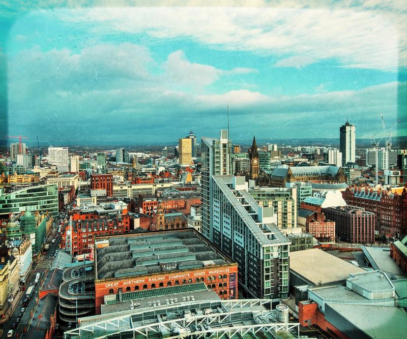 - Manchester Skyline