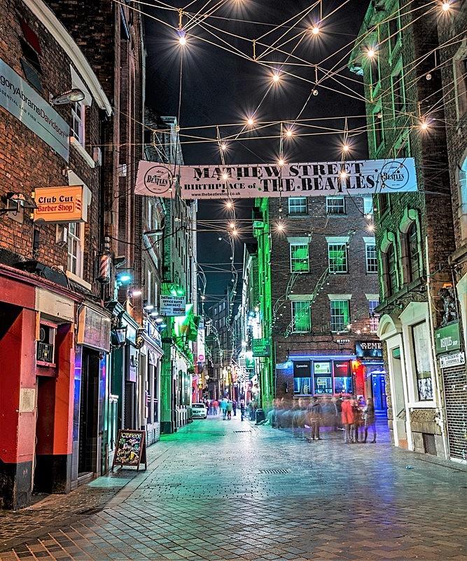 Cavern Quarter 1 - Liverpool Pubs & Clubs