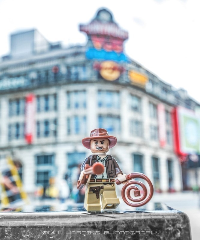 Manchester Indiana Jones - Manchester Mini Lego Adventures