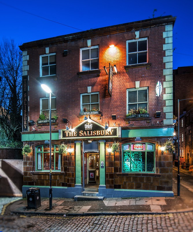 The Salisbury - Manchester Pubs & Bars