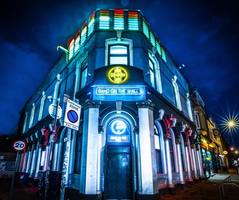- Night Clubs & Live Music Venues