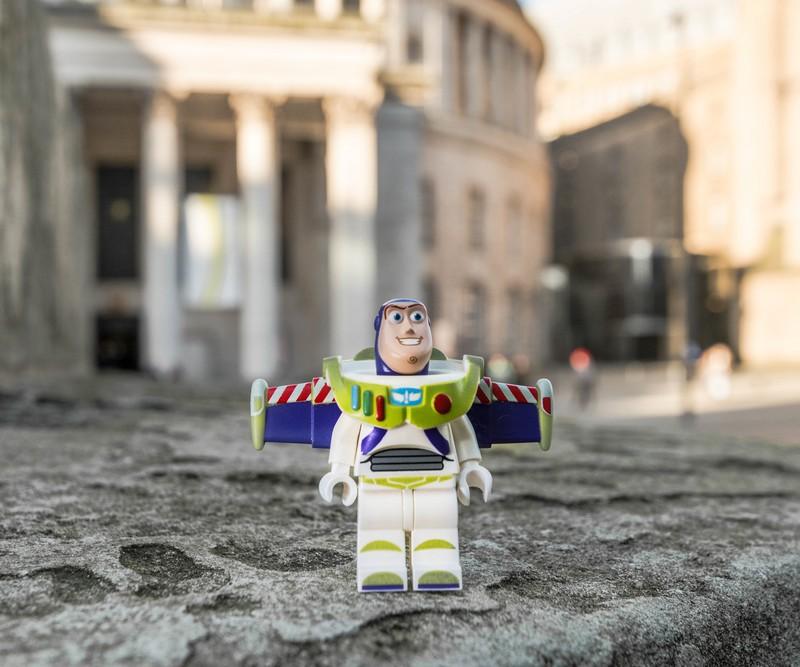 Manchester Buzz Lightyear - Manchester Mini Lego Adventures