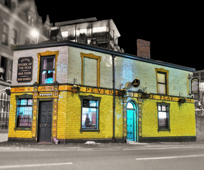 Peveril of the Peak - Manchester Pubs & Bars